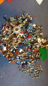LEGO lots of it
