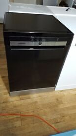 GRUNDIG GNF41810B Full-size Dishwasher - Black