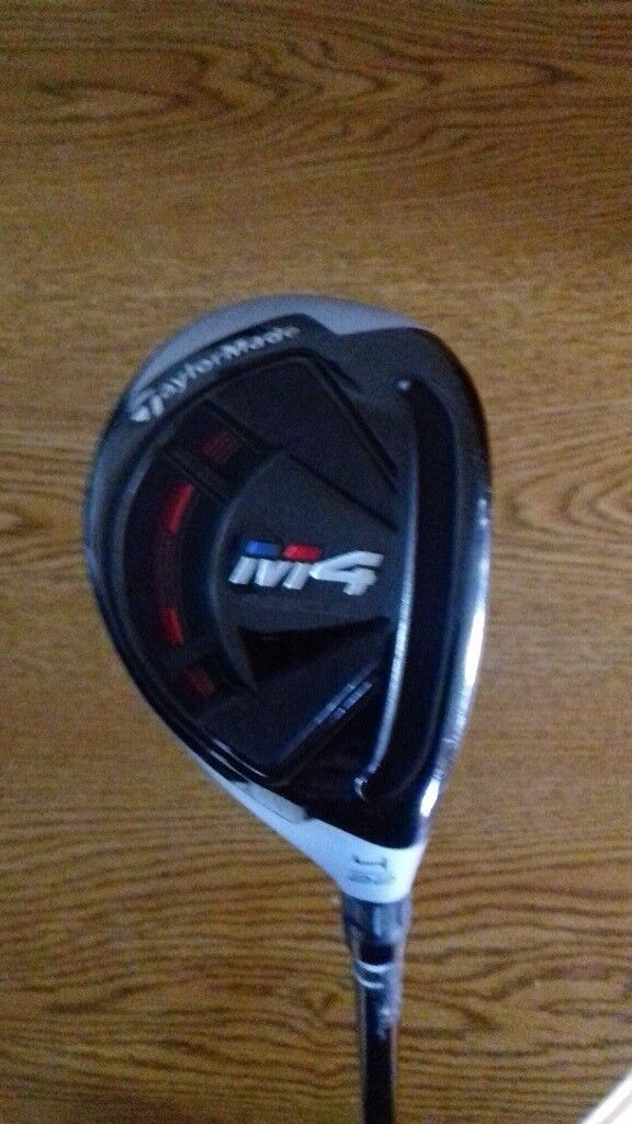Taylormade M4 rescue 22°