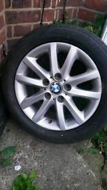 "Bmw 17"" alloy wheel style 171"