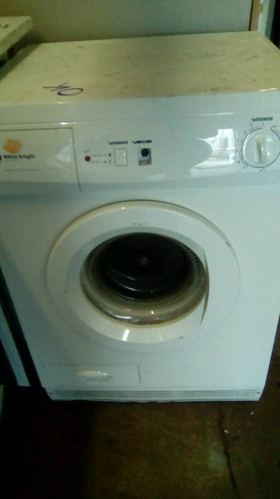 White knight condenser dryerin Llanelli, CarmarthenshireGumtree - Very good condition works perfect free delivery installed and take old machine awayButton missing but works perfect