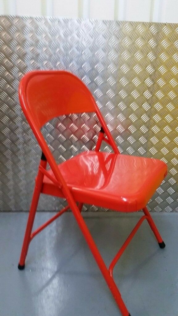 BEAUTIFUL Habitat folding chair in excellent condition.