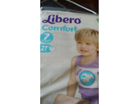 Libero size 7 nappies for sale