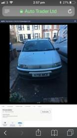fiat punto automatic CHEAP