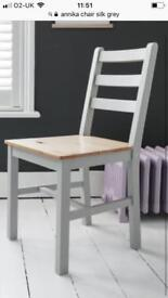 Dining chairs brand new x2