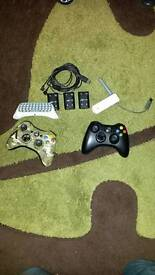 Xbox 360 accessories only