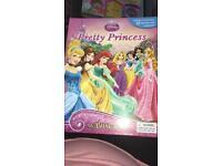 Disney princess my busy books