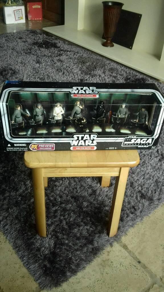 Star Wars Death Star Briefing