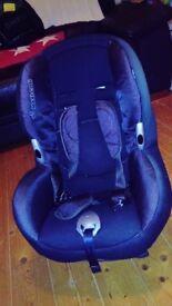 MaxiCosi front/rear car seat 9-18 kg
