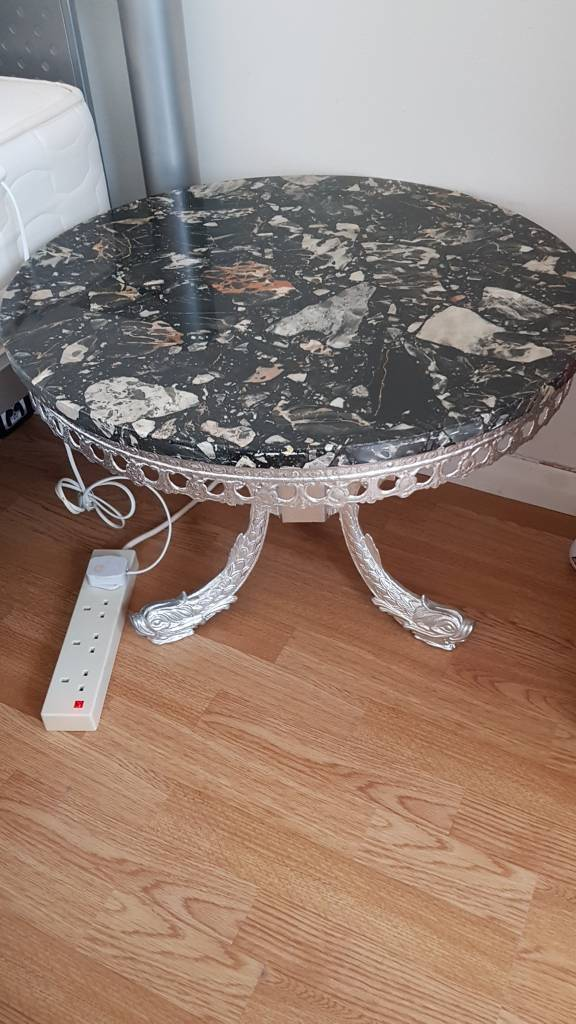 Unique Marble Table
