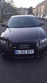 Audi a3 sline dsg gearbox 5dr facelift