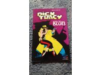 Dick tracy book 1 big city blues 1990