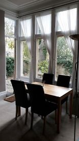 Beautiful Large 1 Bed Clifton Flat with Courtyard Garden