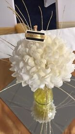 Chair Covers, Centrepieces, Tablecloths and more!!