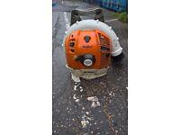 stihl br600 magnum leaf blower for sale