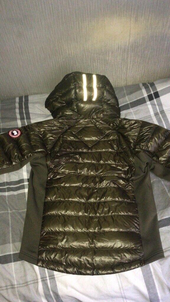 237466dbf07a8 Canada goose military green hybridge lite coat   in Ashton-under-Lyne ...