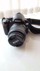 NIKON D60 Digital SLR Camera : Black (AF-S DX Nikkor 18-55 mm f/3.5-5.6G VR)
