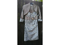 John Charles Mother of the Bride Dress Size 12