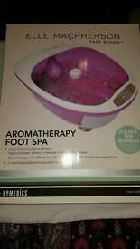 Foot Spa (Elle Macpherson Aromatherapy)