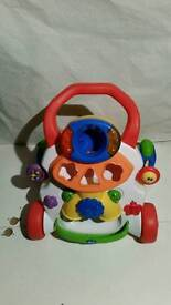 Baby Walker/Activity Play Station
