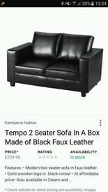 Brand new sofa!!!!NEEDS GON ASAP