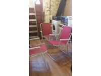 set of 3 deck chairs fenham area