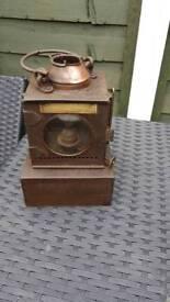 Vintage LNER Railway Lamp.