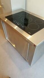 Lamona induction hob