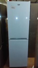 BEKO 50/50 fridge freezer new ex display
