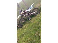 Husqvarna cr 125 2008 model not ktm yz cr rm yz kx not 65 85 250 450