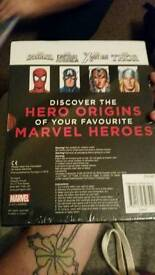 Marvel avengers story books
