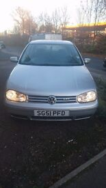 Golf 2.0 litre GTI, In very good condition inside and out well maintained lots of receipts