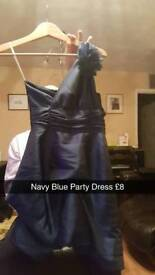 Age 11 Party dress