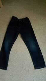 Boys aged 8 Next jeans