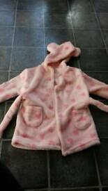 6-12 month dressing gown