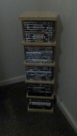 DVD CD Towers