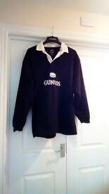 GUINESS FLEECY TOP