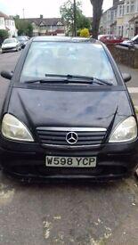Mercedes Benz class A for sale