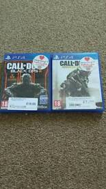 Ps4 Call of Duty games