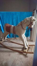 Childs rocking horse (needs a little tlc)