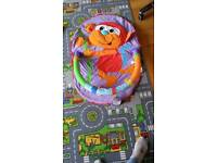 Infantino Merry Monkey Activity Musical Gym For Babies Good Condition.