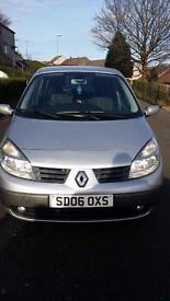 2006 Renault vvt dynamic scenic £400 Ono