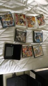 Great condition Nintendo 3ds XL with assortment of games