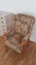 Comfortable Armchair in good condition
