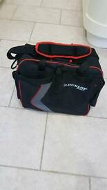 Large dunlop sport fishing carry all bag