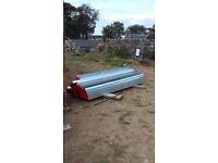 Kwikstage quick stage galvanised 8ft scaffold batten steelstage steel stage metal battens not timber