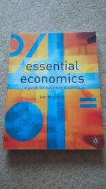 Essential Economics by Ken Ferguson