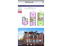 3 bedroom semi detached town house