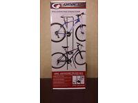 GearUp Lean Machine 2 Bike Rack - New