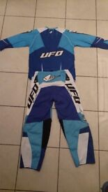 UFO Motocross Pants and Jersey New